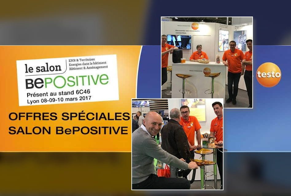 Retours salon BePOSITIVE